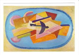 Louis LATAPIE . Le Martinet. 1970 - Malerei & Gemälde