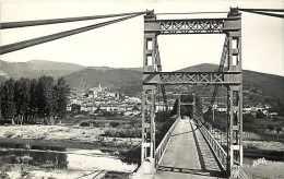 Hérault -ref K909- Environs De Lamalou Les Bains -le Poujol -le Pont  - Carte Bon Etat  - - France