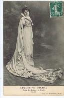 Augustine Orlhac , Artiste 1900 , Reine Des Reines De Paris - Artistes