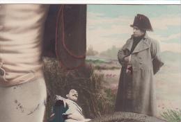 22639 Napoleon  Cpa 1910  Sans éd-  Empereur Costume Tricorne Empire Soldat