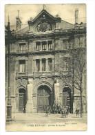 Lycée Voltaire- Entrée Du Lycée - Education, Schools And Universities