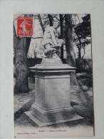 Lunel Statue Du Remords 1910 - Lunel