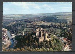 Vianden / Blick Zum Schloss - Gel. 1960 - Verl. E. A. Schaak - Luxembourg  306 - Diekirch