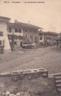 22647 GRUYERES ( Suisse ) -  Anciennes Mesures -735 A Lib Ch Morel Bulle - Timbre 10 1919 - VD Vaud