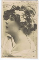 Zarina , Artiste 1900 , Photo Reutlinger - Theatre