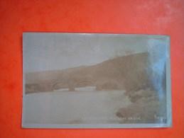 Post Card  Photo  ABERYSTWYTH - Penibont Bridge- Walles - Pays De Galles - Pays De Galles