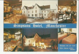 74946 Simpsons Hotel Manchester - Manchester