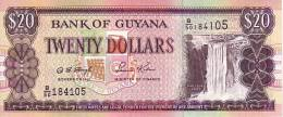 GUYANA   20 Dollars  Non Daté   Pick 30  Signature 12     ***** BILLET  NEUF ***** - Guyana