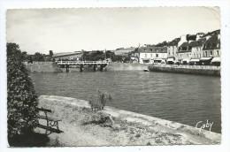 CPSM - Binic - Pont De L´Ic Et Quai De Courcy - Binic