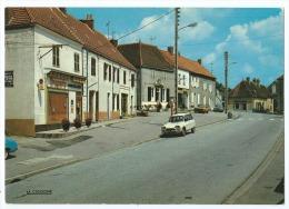CM - Saint Vallier - Place De La Liberté