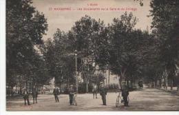 11-NARBONNE- Les Boulevards De La Gare Et Du Collège - Narbonne