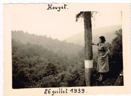 2 Photos -  Houyet  - Wanlin Ciergnon- Que La Nature Est Belle En 1939 - Lieux
