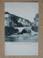 Bop3199)  Praduro - Sasso - Ponte Sul Rio Del Diavolo - Bologna