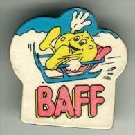 MAGNET - BAFF - Publicitaires