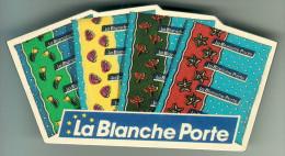 MAGNET - La BLANCHE PORTE - Reklame