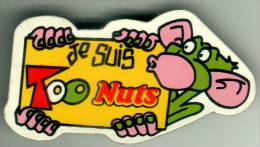 MAGNET - NUTS - Publicitaires