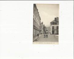 Argelès  65    La Rue Du Marechal Foch  Animée -Magasins De Faiences Et En Face  Galeries De France - Argeles Gazost