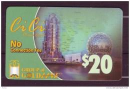 Canada, Toronto, Globe Géodédique, Architecture - Canada
