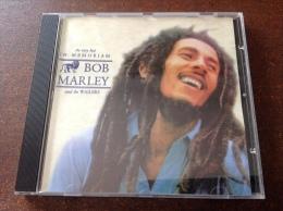 """BOB MARLEY & The WAILERS """"in Memoriam"""" CD RUSSIAN Press - Reggae"""