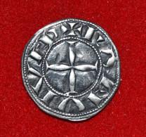 SUPERBES DENIERS ANONYMES VICOMTÉ D´ALBI - LANGUEDOC - FEODAL - 476-1789 Monnaies Seigneuriales