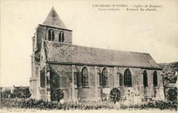 Kemmel - L´Eglise / De Kerk - Heuvelland