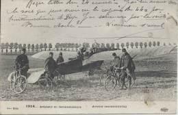 MILITARIA - 1914 - Aviateur En Reconnaissance - Aviation - Equipment