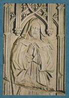 57-THIONVILLE- écrite -Musée Tour Aux Puces-Pierre Tombale Marguerite De Sierck- 10.5x15- EUROPE-PIERRON - Thionville