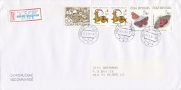 Czech Rep. / Occasional R- Label (1999/06) 696 62 Straznice: 72 Congress Of Esperanto (I0355) - Esperanto