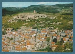 63 - LA ROCHE BLANCHE - Non écrite - Les Grottes Et Centre Bourg Vue Aérienne - 10.5x15 - CIM COMBIER - Otros Municipios