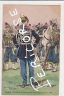 Pierre Albert Leroux  Commandant De Chasseurs à Pied - Illustrateurs & Photographes