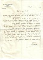 Avvocato Felice Morpurgo Ancona 1931  C.1549 - Manoscritti
