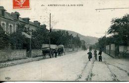N°36305 -cpa Amfreville La Mie Voie - Autres Communes