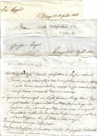 Lotto 4 Manoscritti 1859- 1854 - 1856 - 1931  C.1550 - Manoscritti