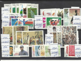 CHINA LOTE 10 SERIES MNH - 1949 - ... République Populaire