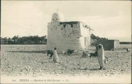 ALGERIE  BISKRA / Marabout De Sidi-Zarzour / - Biskra