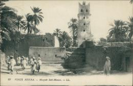 ALGERIE  BISKRA / Mosquée Sidi-Mousso / - Biskra