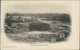 ALGERIE  BISKRA / Ancien Fort Turc à Biskra / - Biskra