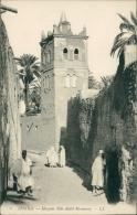 ALGERIE  BISKRA / Mosquée Sidi-Abdel Moumenn / - Biskra