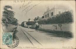 ALGERIE  BISKRA / L'Hôpital Lavigerie / - Biskra