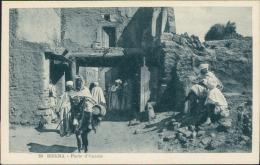 ALGERIE  BISKRA / Porte D'Entrée / - Biskra