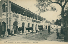 ALGERIE  BISKRA / Le Grand Hôtel Du Sahara / - Biskra