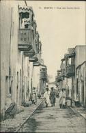 ALGERIE  BISKRA / Rue Des Ouled-Naïls / - Biskra