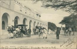 ALGERIE  BISKRA / Le Royal-Hôtel / - Biskra