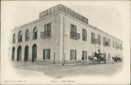 ALGERIE  BISKRA / Hôtel Victoria / - Biskra