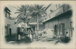 ALGERIE  BISKRA / Hôtel Des Zibans / - Biskra