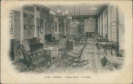 ALGERIE  BISKRA / Royal Hôtel, Le Hall / - Biskra