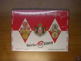 @Y@   Monaco  BU  Set   2009   Oplage  Slechts   8000 Stuks - Mónaco