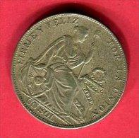 PEROU 1 SOL 1934 TB+ 32 - Pérou
