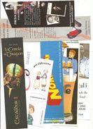 LOT DE 50 MARQUE PAGES - Lesezeichen