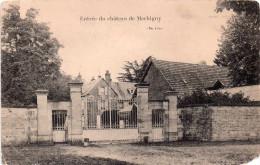 Cpa MACHIGNY, Nièvre,  Le Château (26.26) - Châteaux